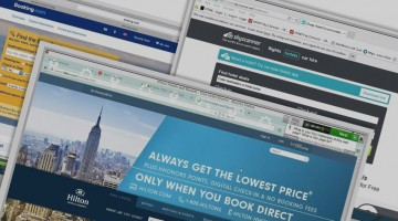 User Testing Hotels OTAs and Metasearch