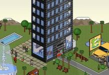 Hotels on demand technology