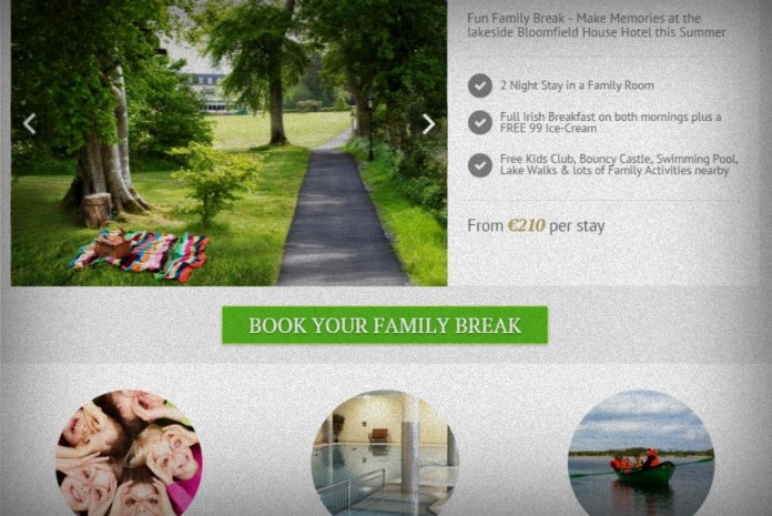 Hotel Landing Pages