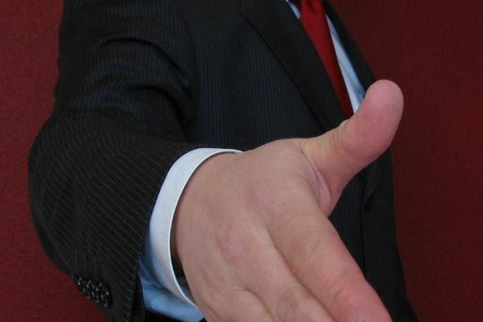 Hotel Handshake