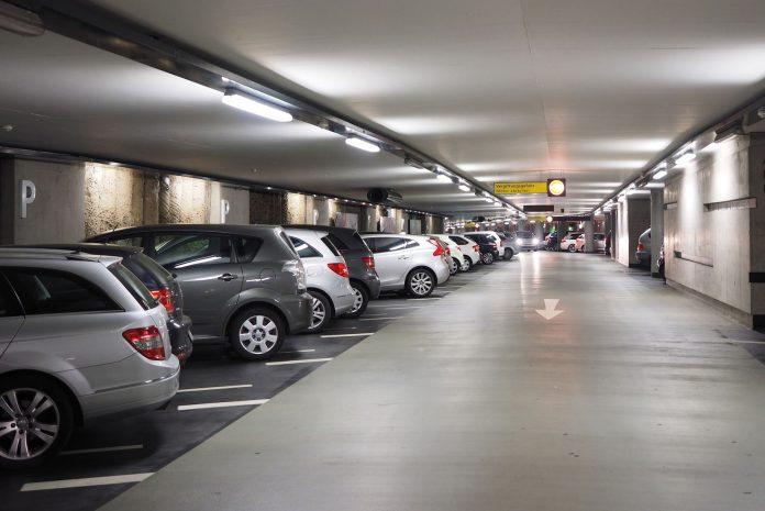 Walking the Carparks Hotels