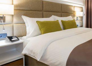 Roxy Device in Hotel Room
