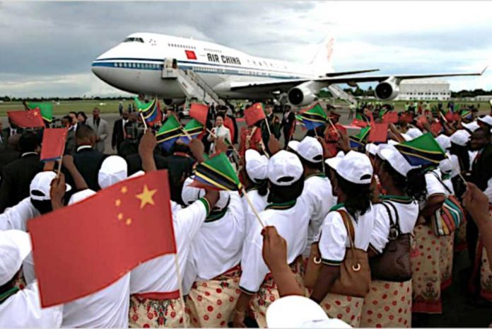 Chinese Travel to Africa