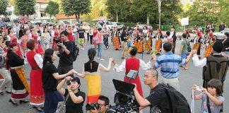 Chinese Visiting Bulgaria