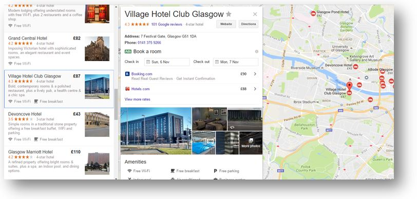 Hotel SEO is not dead