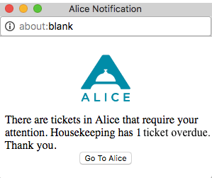 ALICE App
