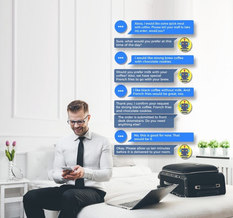 How Hotels are Using AI to Provide an Awesome User Experience