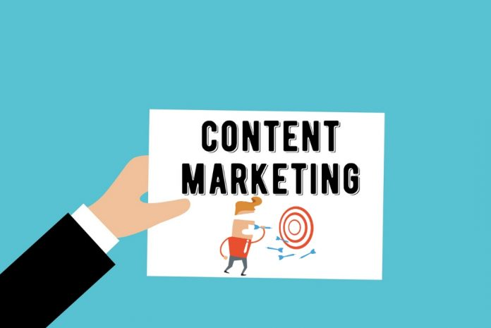 Content marketing hotel speak