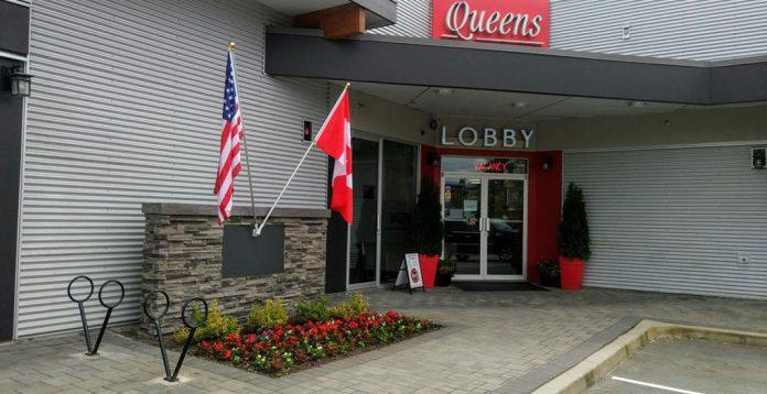 Queens Hotel Canada