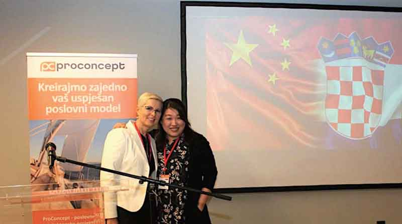 Representives from IPPWORLD & PROCONCEPT at the Conference