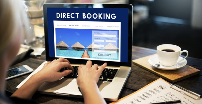 hotel direct booking strategy