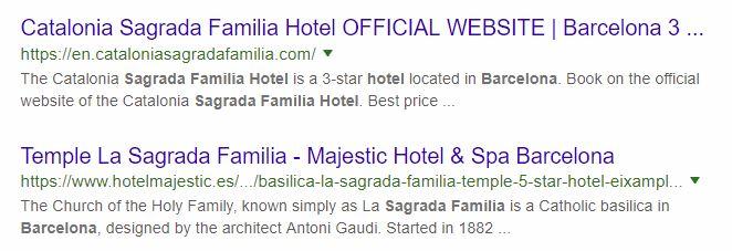 hotel meta data